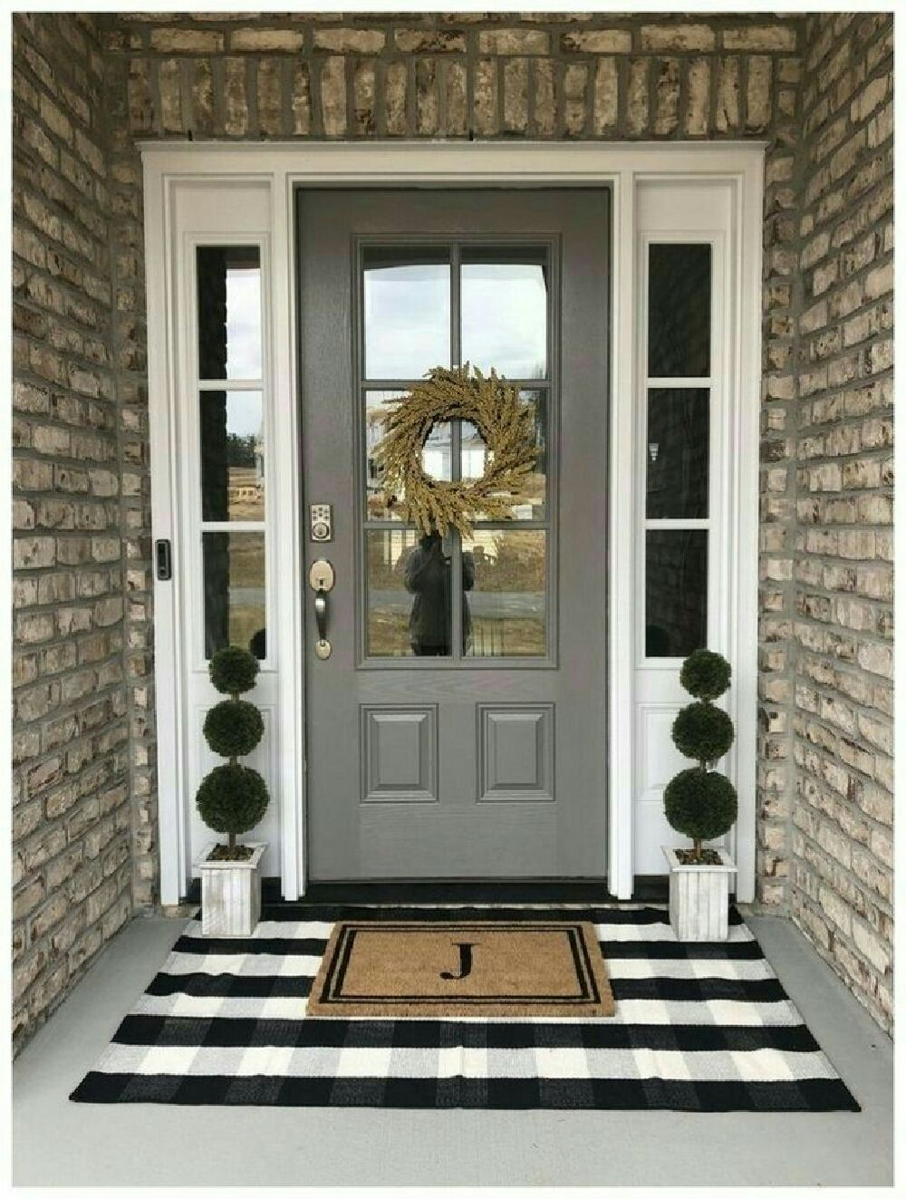 25 best wall design ideas for exterior front porch on gorgeous modern farmhouse entryway decorating ideas produce a right one id=88333