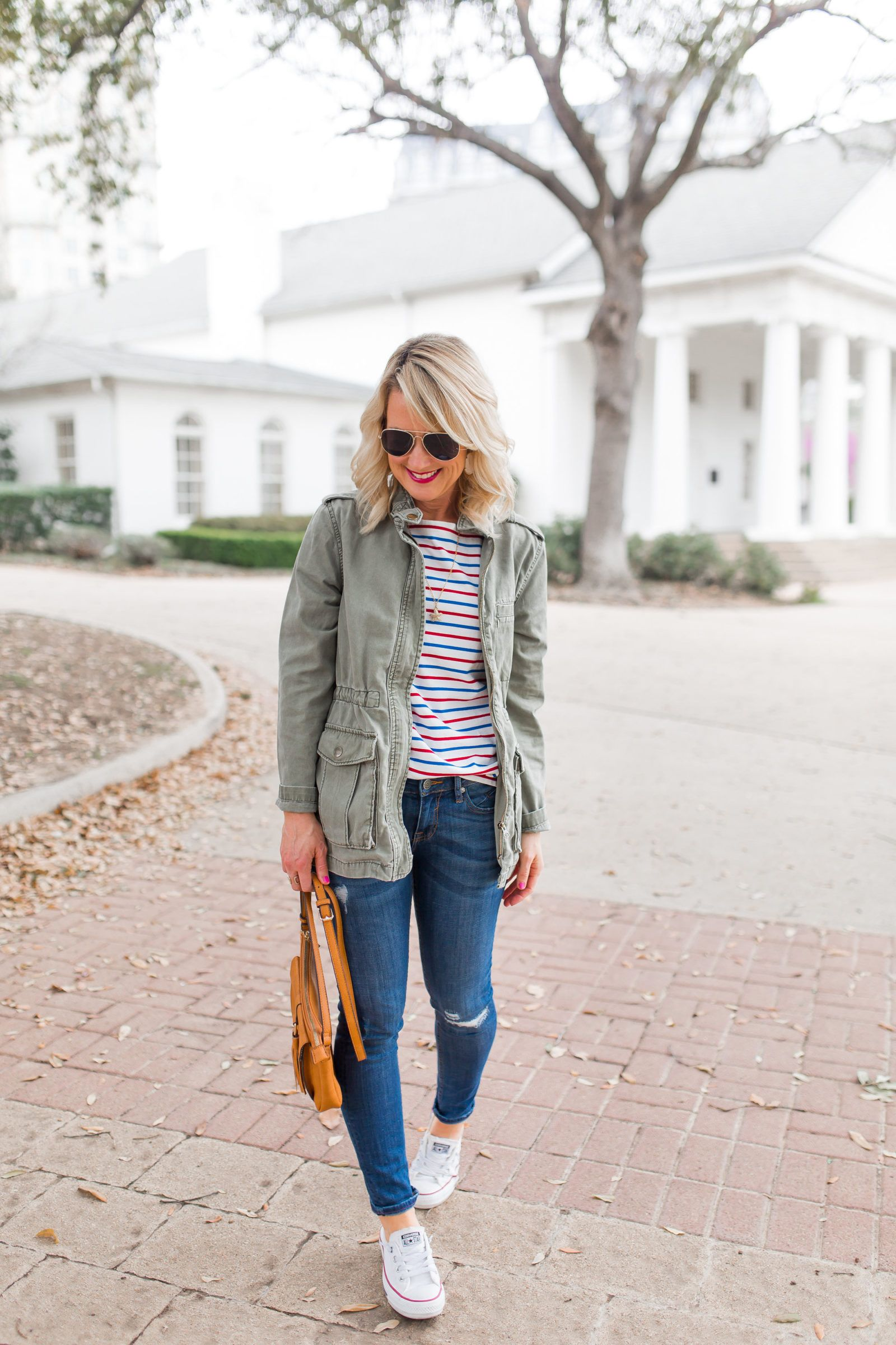 8 Spring Outfit Ideas  Spring outfits casual, Early spring