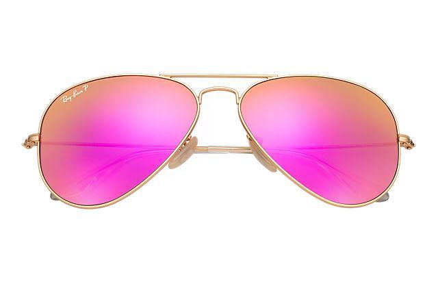 60de31eb051 RayBan aviator sunglasses - gold frame