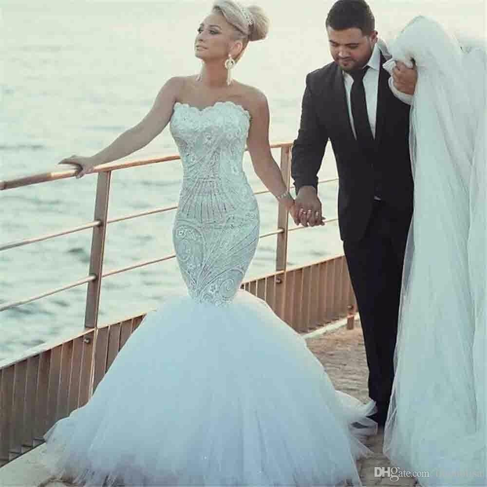 Famous Swarovski Crystal Wedding Gowns Photos - All Wedding Dresses ...
