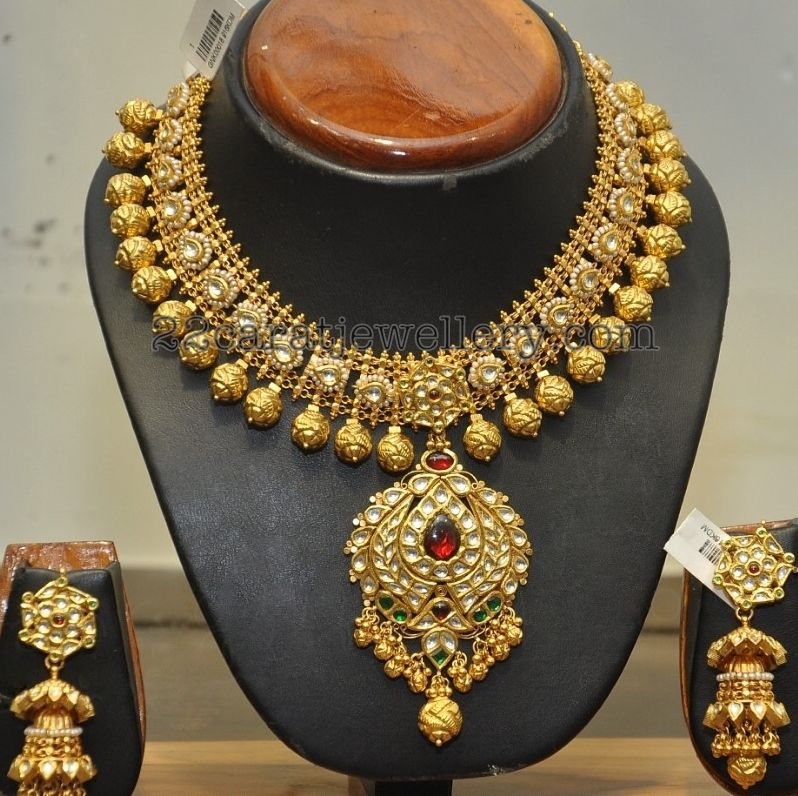 Pin by Deepika Dk on Ethnic Jewellery pieces~Board 1 | Pinterest ...