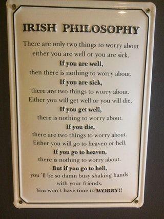 Irish Philosophy Funny Irish Quotes Funny Irish Quotes Funny Quotes