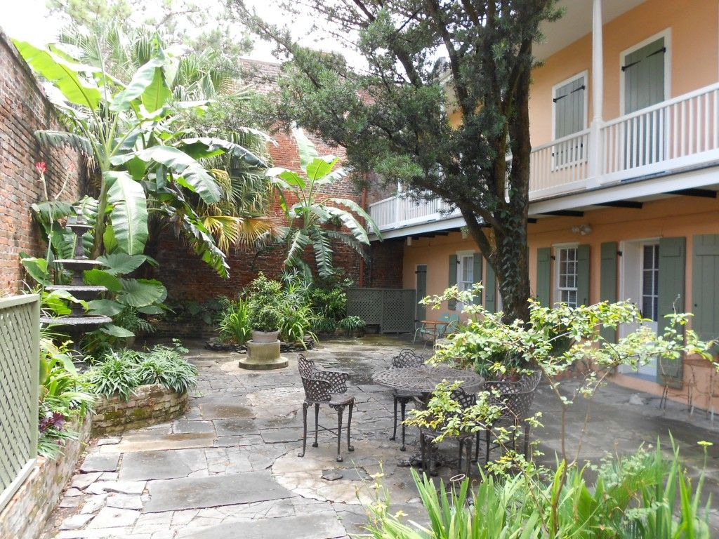 31 best new orleans creole courtyards images on pinterest new