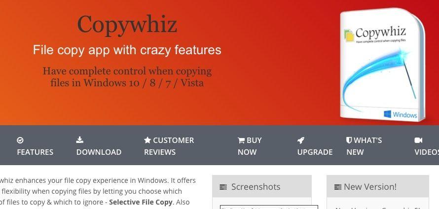 CopyWhiz 5 Full Version Free Download | Free Full Download