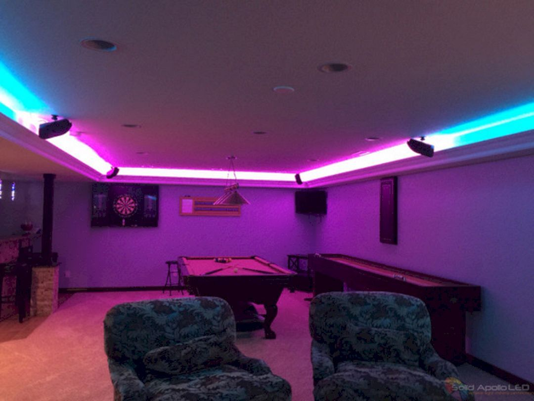 24 Amazing Gaming Room Design And Decor Ideas You Must Try Game