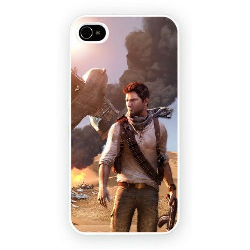 Uncharted 3 iPhone 4/4S and iPhone 5 Cases
