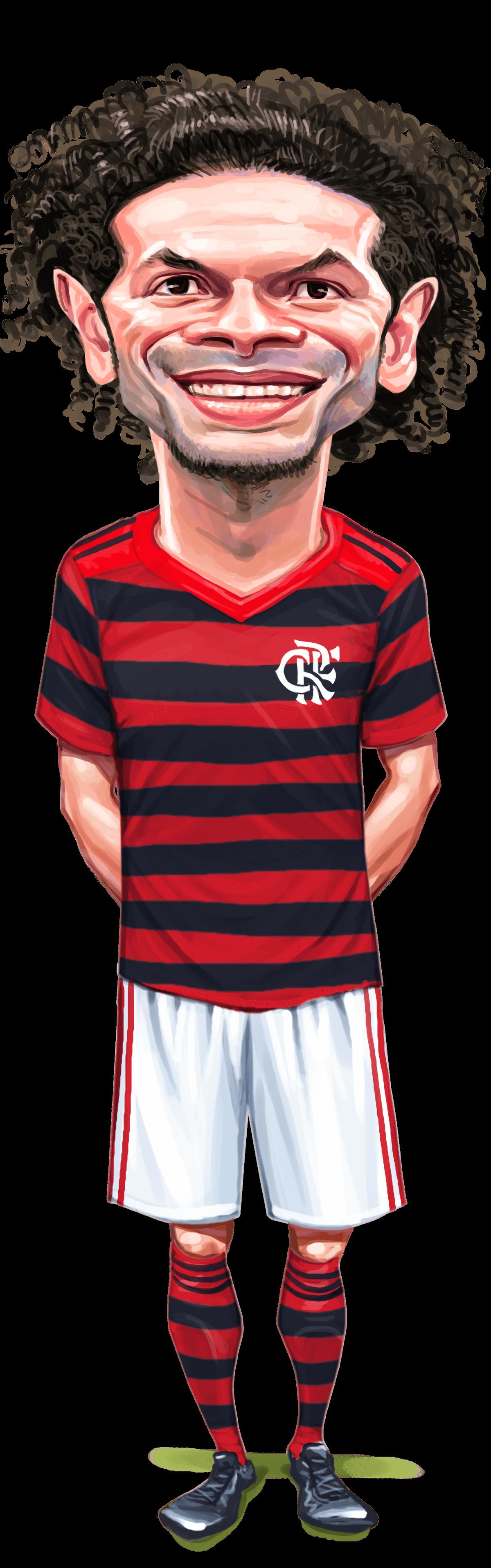 Seleção do Brasileirão 2019 SporTv em 2020 Flamengo e