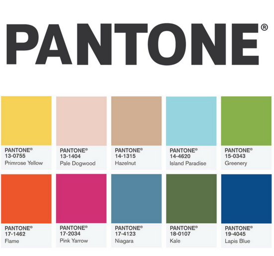 pantone colors summer 2017 - photo #15