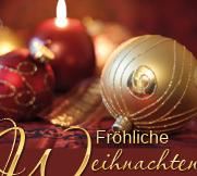 Schluss mit der langen Suche nach passenden Weihnachtskarten! Eine Sorge weniger :-)