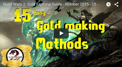 Guild Wars 2 Data Guild Wars 2 Video Gold Farming Guide October 2015 15 Methods Pre Hot Patch By Fooshyy Farming Guide Guild Wars Guild Wars 2