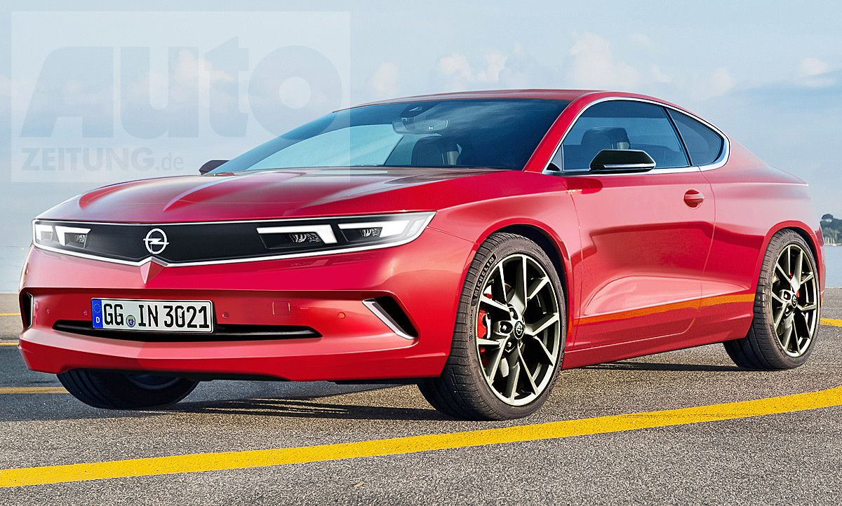 Opel Manta 2020 Performance Di 2020