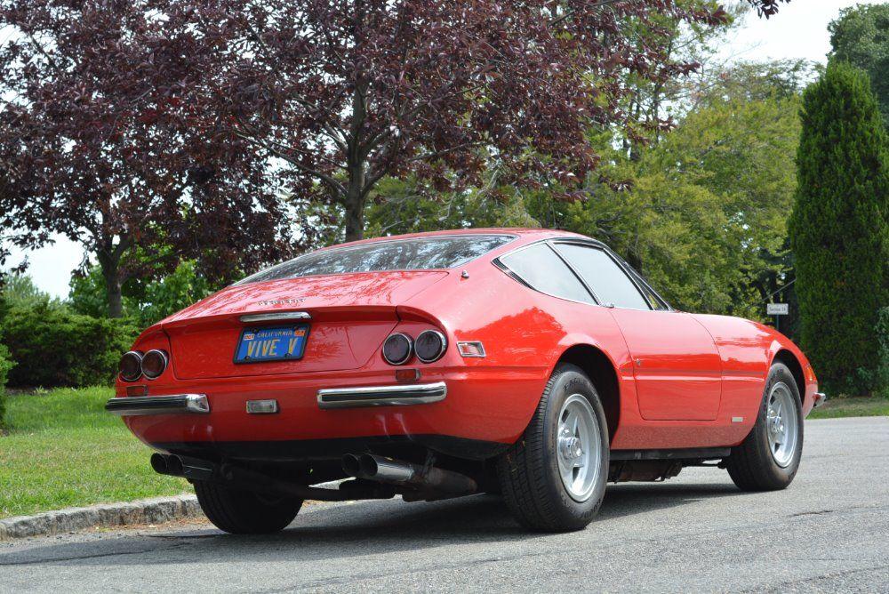 Used 1971 Ferrari 365GTB/4 Daytona Astoria, NY Ferrari