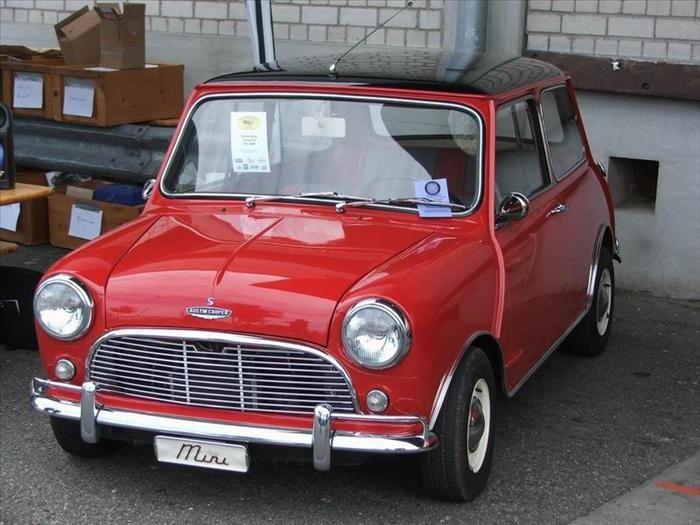 Austin Morris Mini Cooper S 1275 Mk1 1964 1967 Mini Cooper
