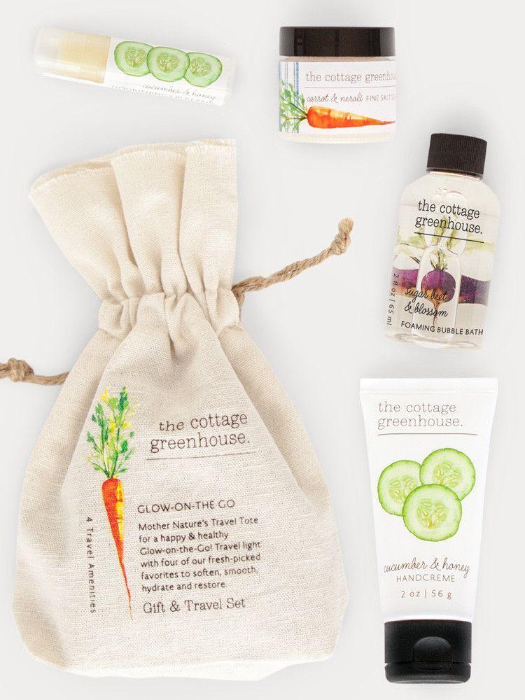 Veggies Gift & Travel Set