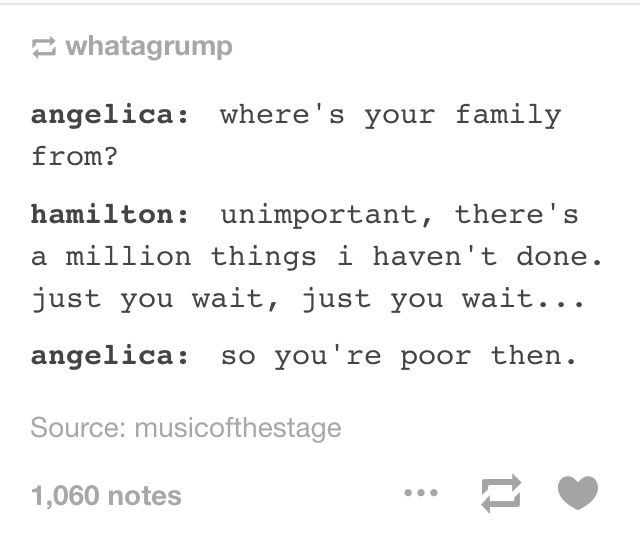 so you're poor then