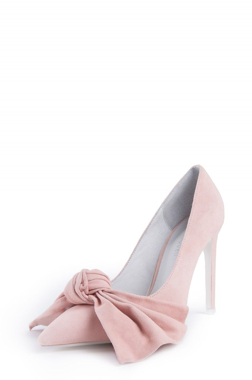 1886d594484 Jeffrey Campbell Shoes GRANDAME New Arrivals in Dusty Pink Suede ...