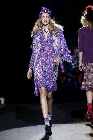 Anna Sui Spring Summer Ready To Wear 2012