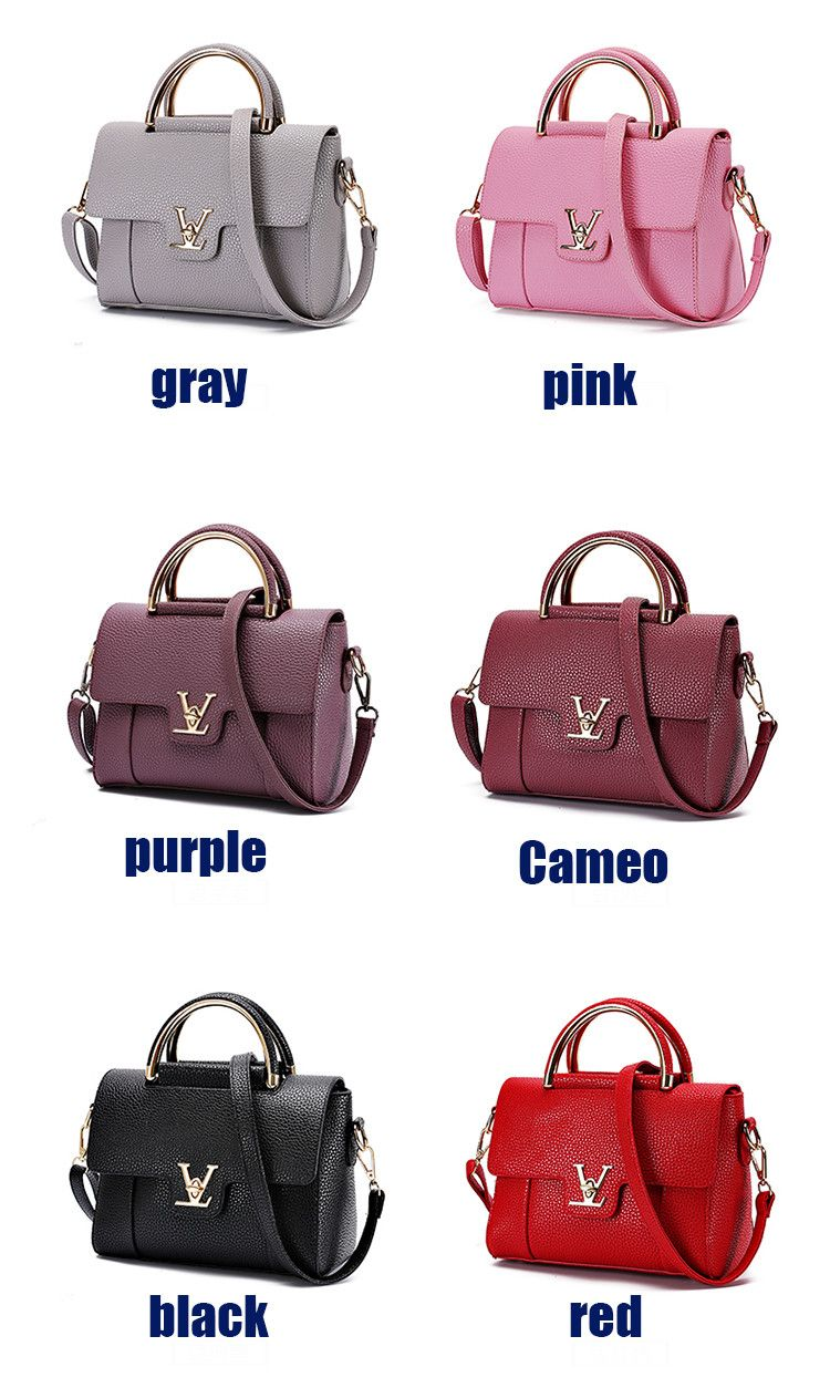 9a8394afed2 Leather handbags For Women Commuter Office Ring tote bag Women's ...