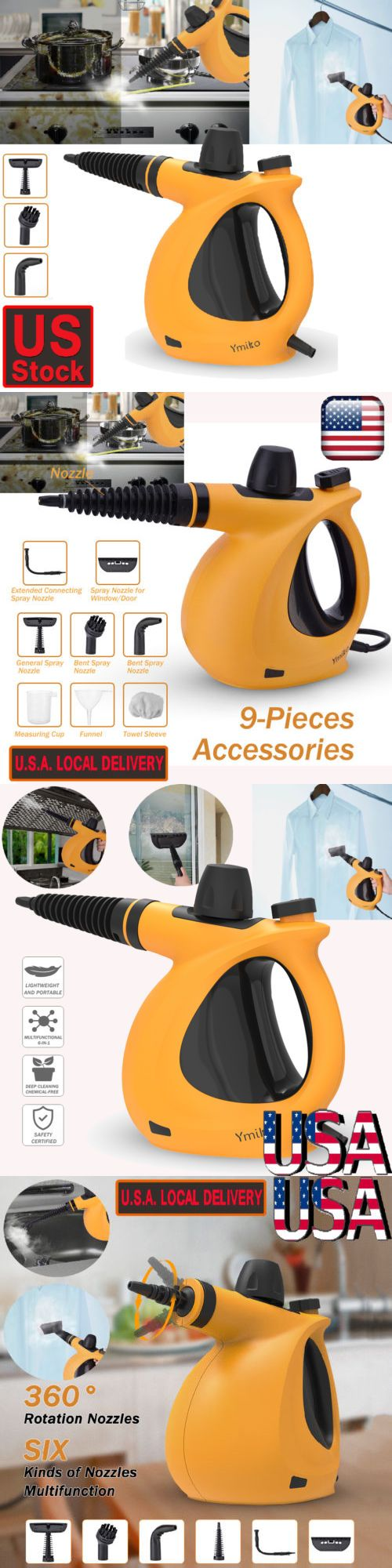 Carpet Steamers 79656 Multifunction Handheld 1050w Steam Cleaner Vapor Cleaner Car Seats Stain Removal Buy It No Stain Remover Carpet Clean Car Seats Stains