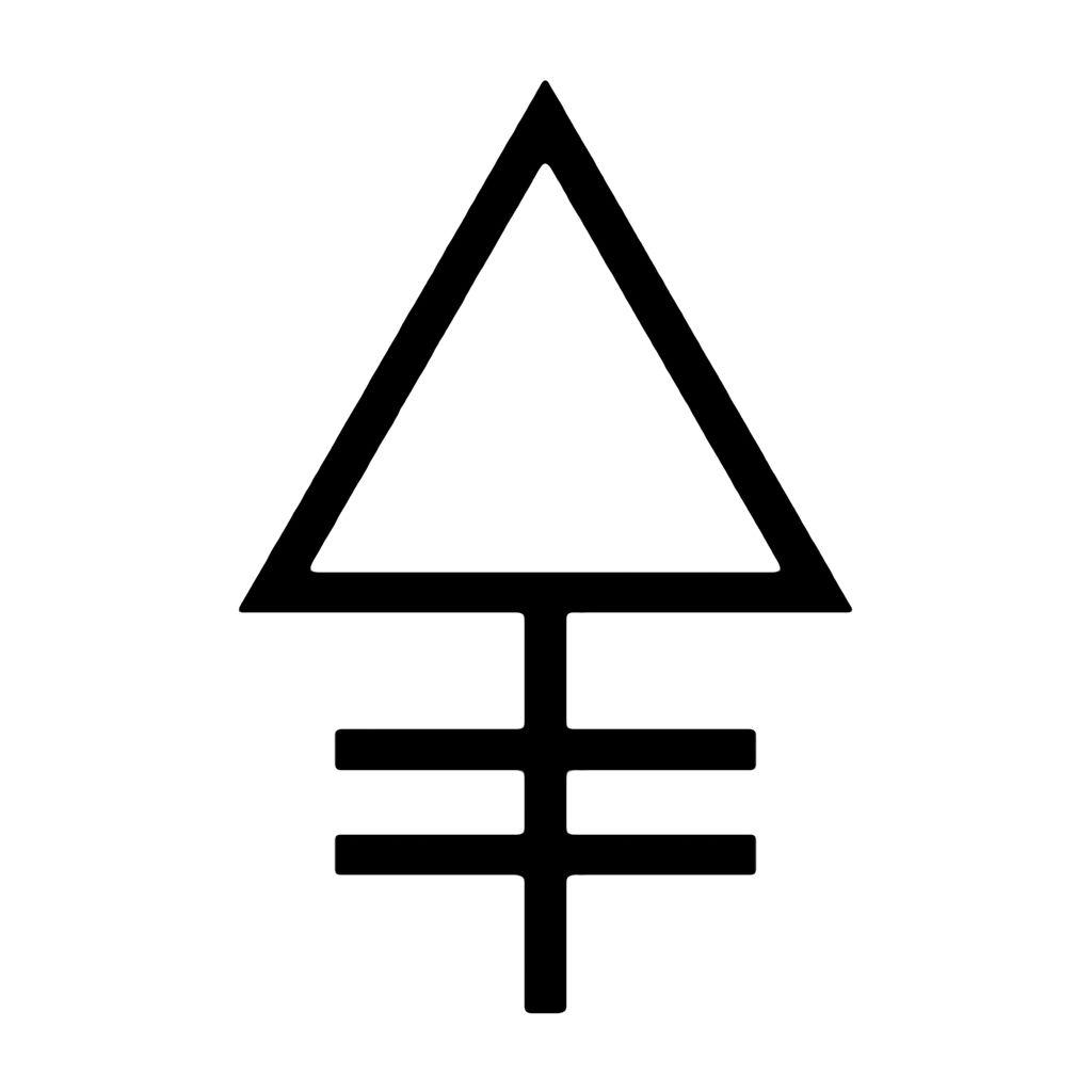 Phosphorus Alchemy Symbol The Elemental Alchemy Symbol Phosphorus