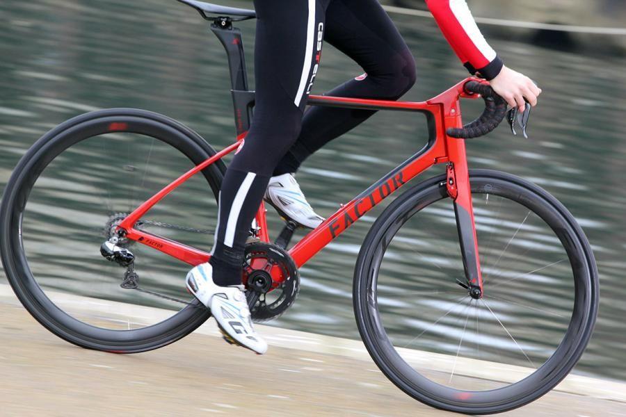 Factor Vis Vires road bike