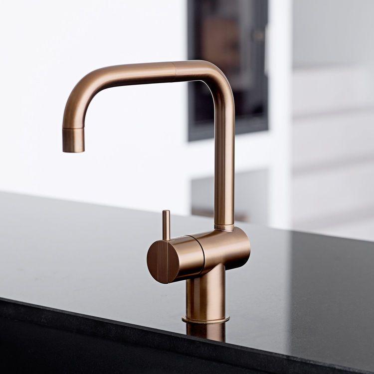 Kv1 64 Mixer Tap By Arne Jacobsen For Vola Kitchen Faucet