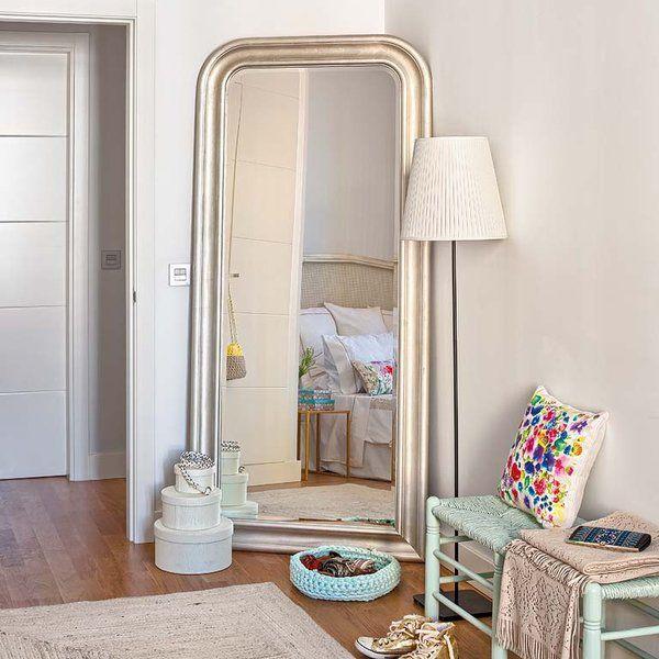 Espejos de suelo para el vestidor espejo vestidor y for Espejos de cuerpo completo