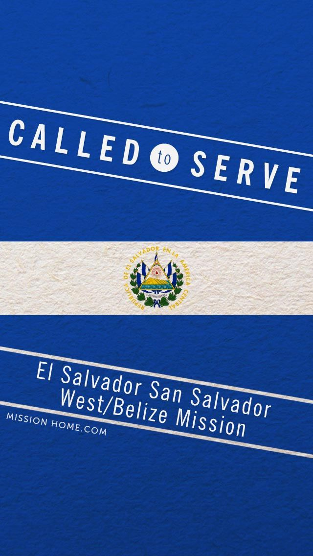 Iphone 5 4 Wallpaper With El Salvador Flag Called To Serve