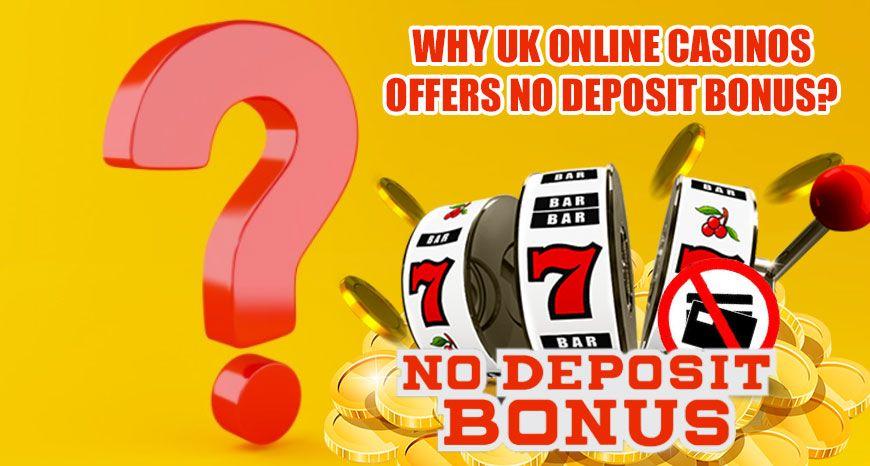 Uk Casinos No Deposit Bonuses