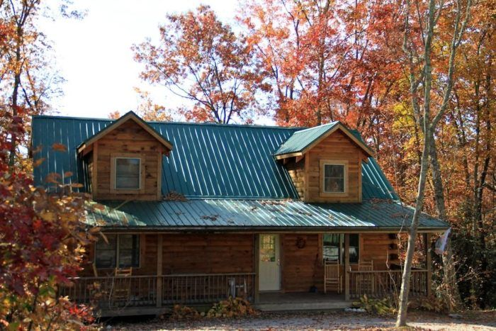 The Hidden Cabins In West Virginia That Youu0027ll Never Want To Leave