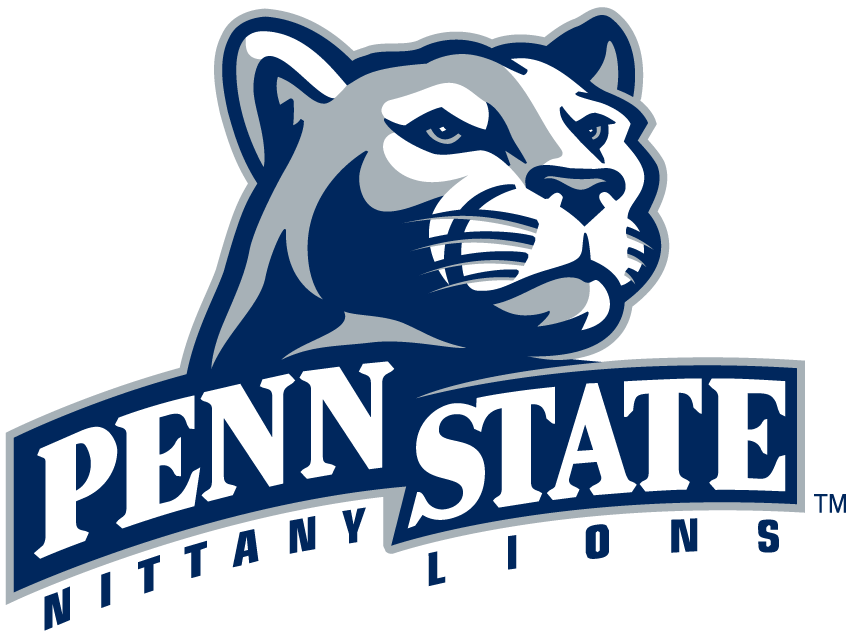 State Nittany Lions logo machine embroidery design for instant ...