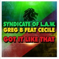 SYNDICATE OF L.A.W. & GREB B feat. CECILE - Got It Like That  (Edit MIX)