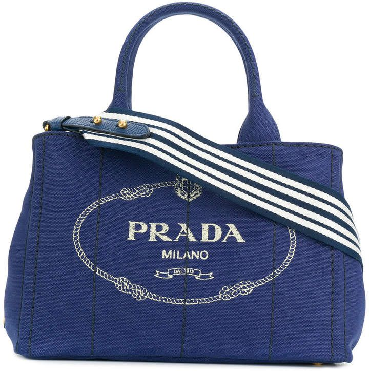 82cc139b8d78 Discover ideas about Best Designer Bags. Prada Jardinera Large Canvas  Shopper Bag ...