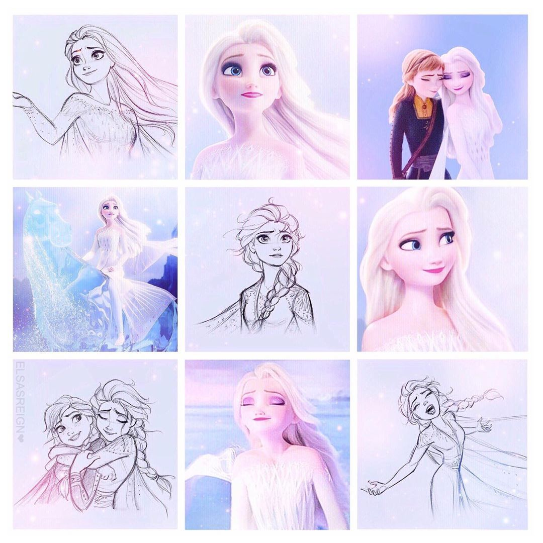 Fagyasztott 2 Hd Hatterkep Elsa Feher Ruha Hajat Lefele Mobil In 2020 Disney Princess Drawings Frozen Pictures Disney Princess Pictures