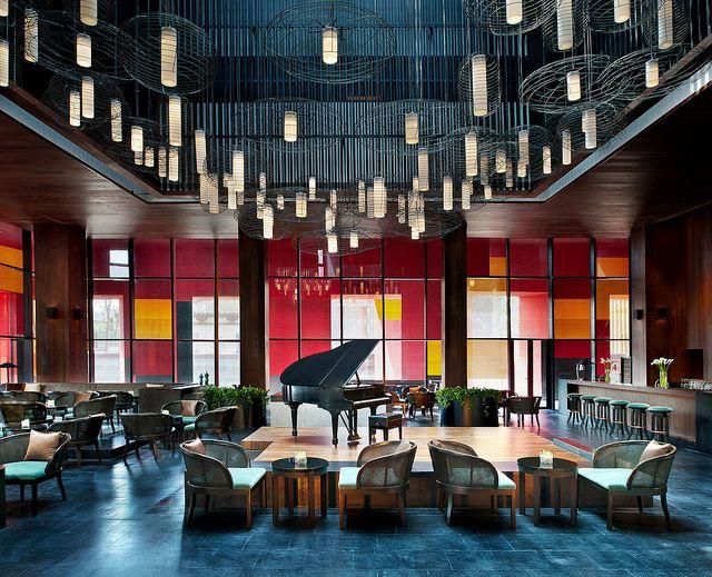 The Westin Xian—Lobby Lounge
