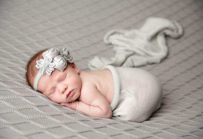 Classic Newborn Poses