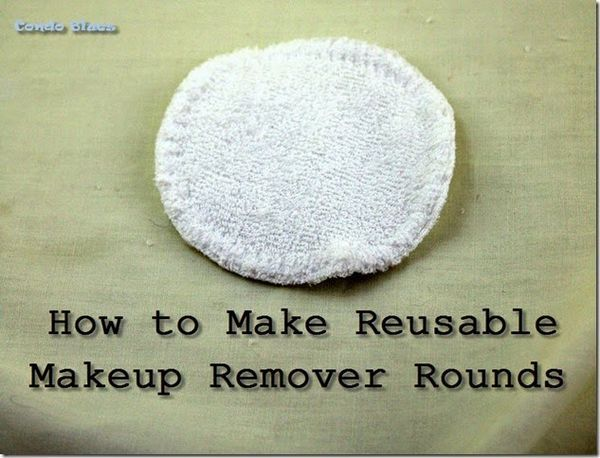 How to make reusable makeup remover pads diy tutorial tutorials diy tutorial how to make reusable makeup remover pads solutioingenieria Image collections