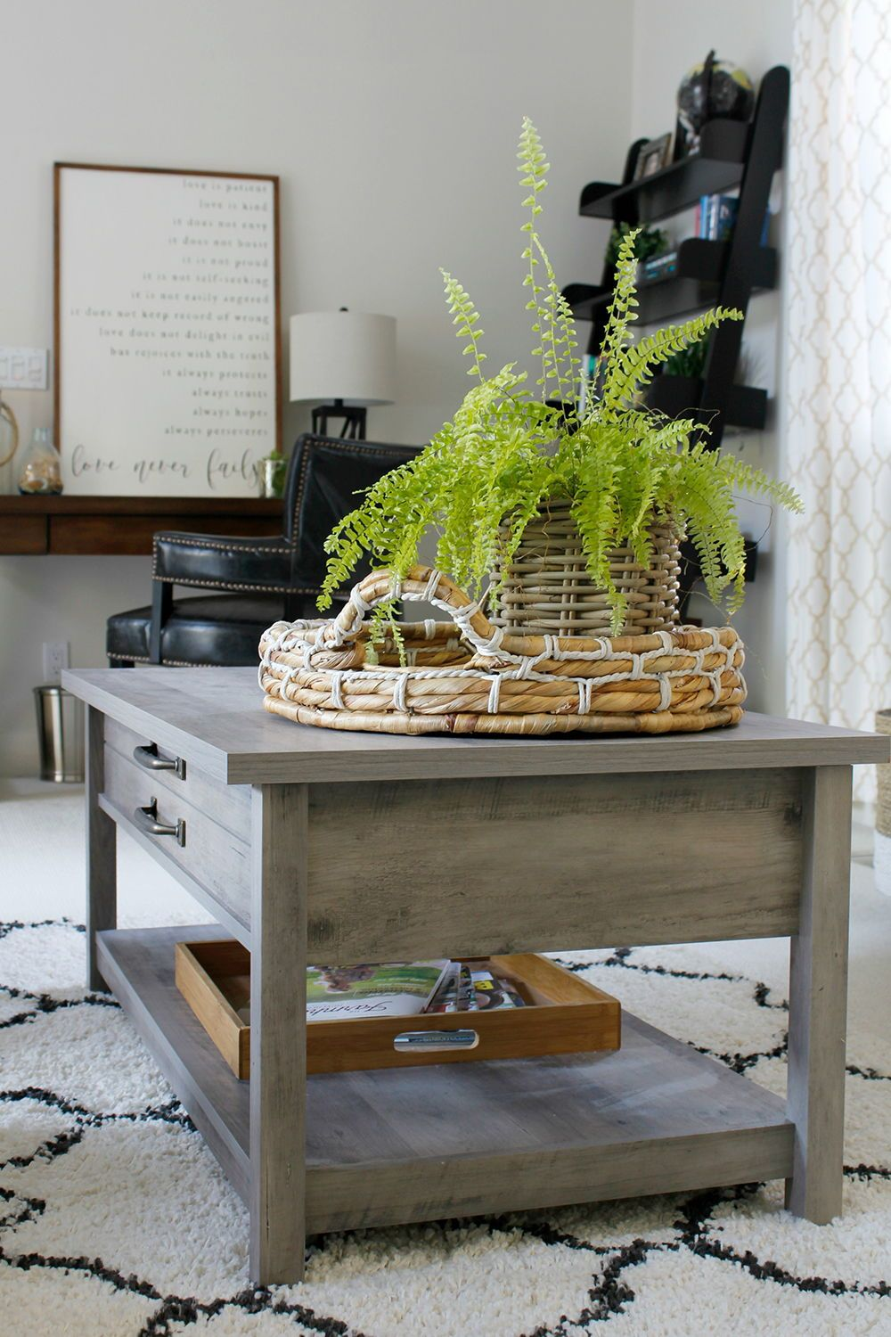 Farmhouse Lift Top Coffee Table.Better Homes Gardens Modern Farmhouse Lift Top Coffee Table