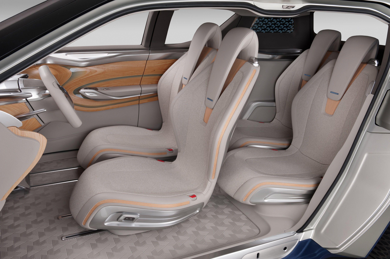 Nissan Terra Suv Concept Heading To The Paris Motor Show Custom Car Interior Nissan Concept Car Design