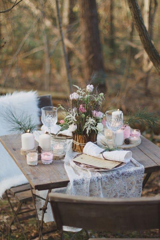 La Weddy: My winter wedding!