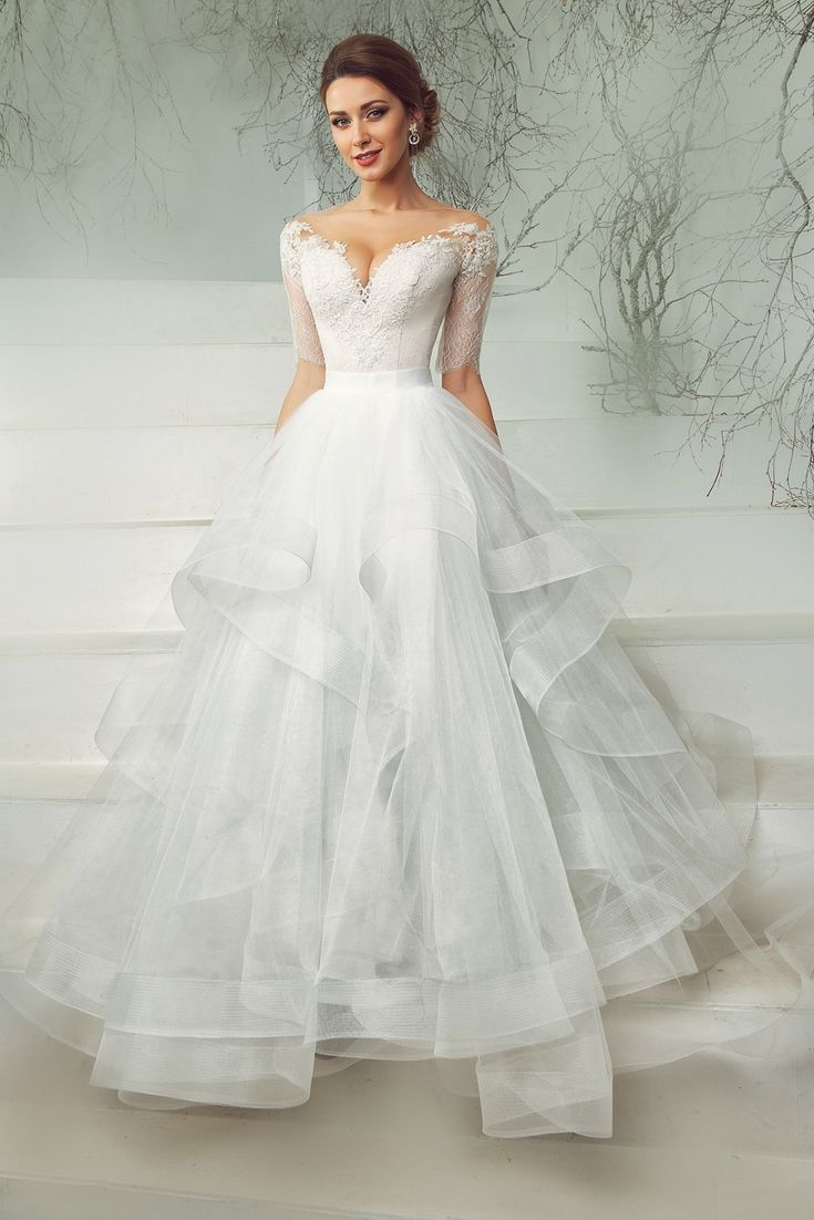 Your perfect wedding dresses gallery hunting for the modern wedding