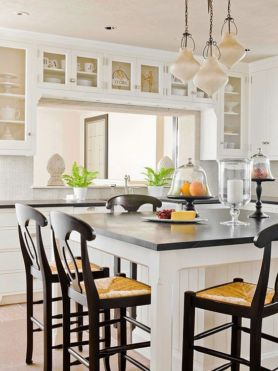 Whether it\u0027s a simple counter overhang or an elaborate island