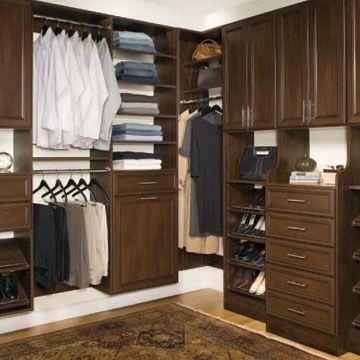 Delicieux Schulte Classica Custom Closet For Adults. So Calm. So Serene. So Not Whatu0027s