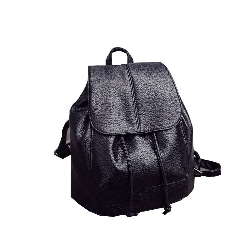 Bag · 2016 summer fashion new school style book bag washing leather backpack  woman Korean ... e66ca0dced