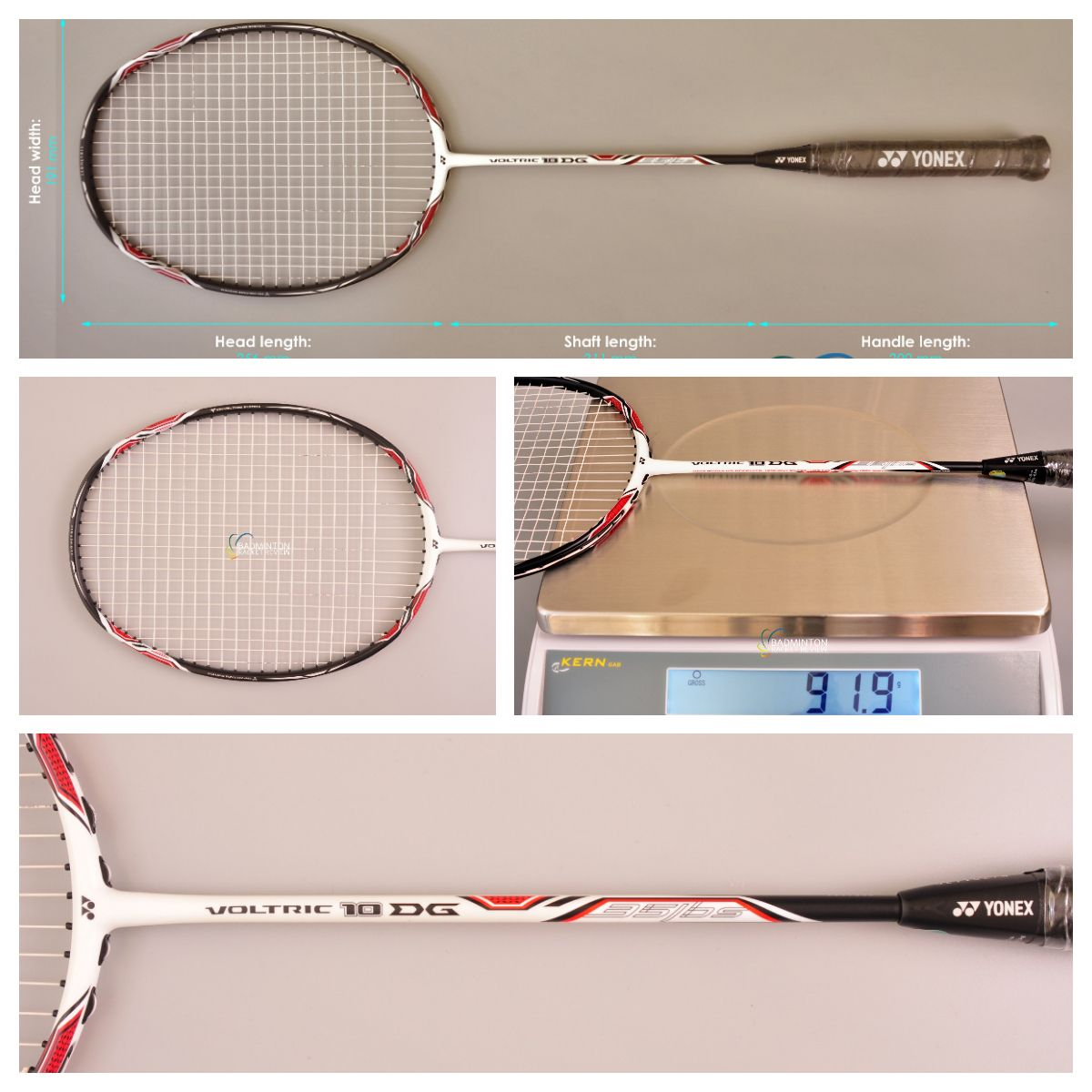 Yonex Voltric 10DG Badminton Racket Review  To find out