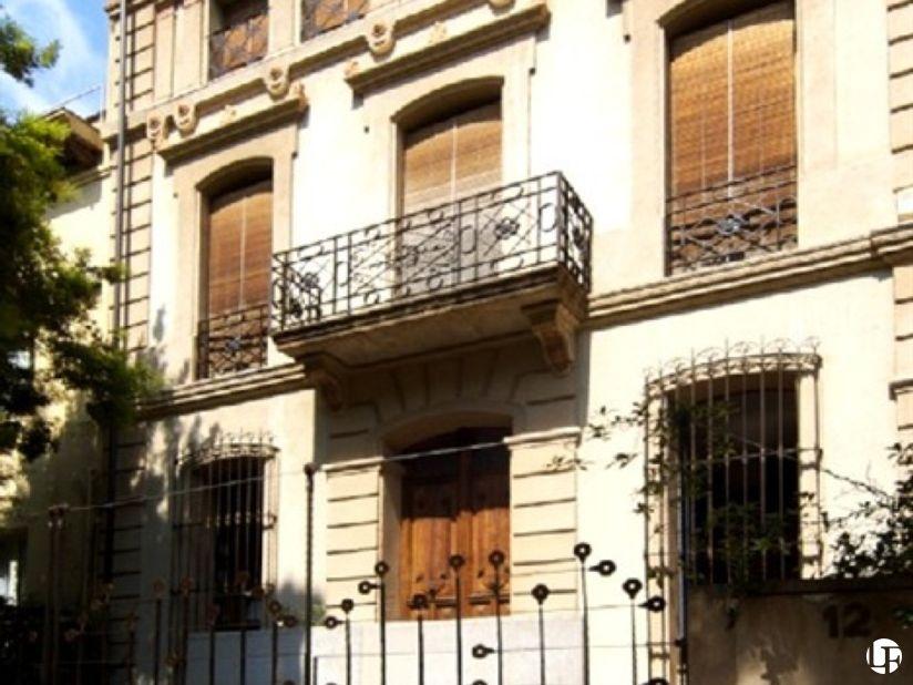 Casa grande con jard n en venta en sant gervasi - Casa con jardin barcelona ...