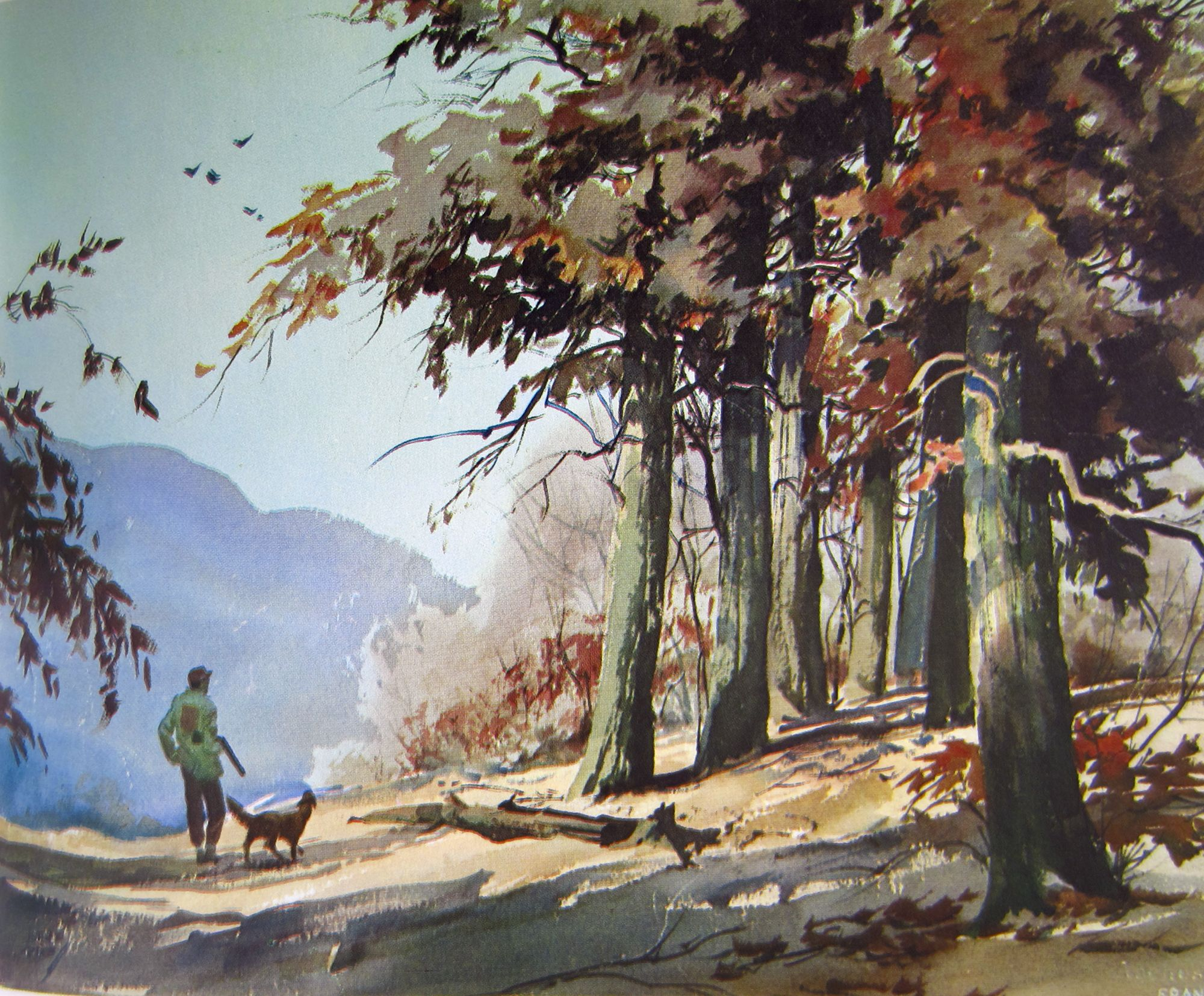 John Pike Watercolor. | Art - Traditional | Pinterest | Landschaften
