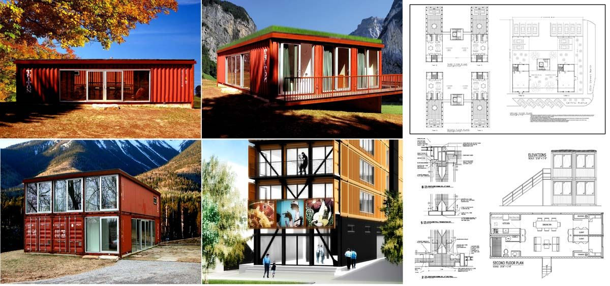 Container Homes Design Plans Property great web site if you are serious about building a container home