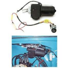 Chevy Electric Wiper Motor Replacement 2 Speed 1955 1956 1955 Chevy Bel Air Chevy Chevy Bel Air