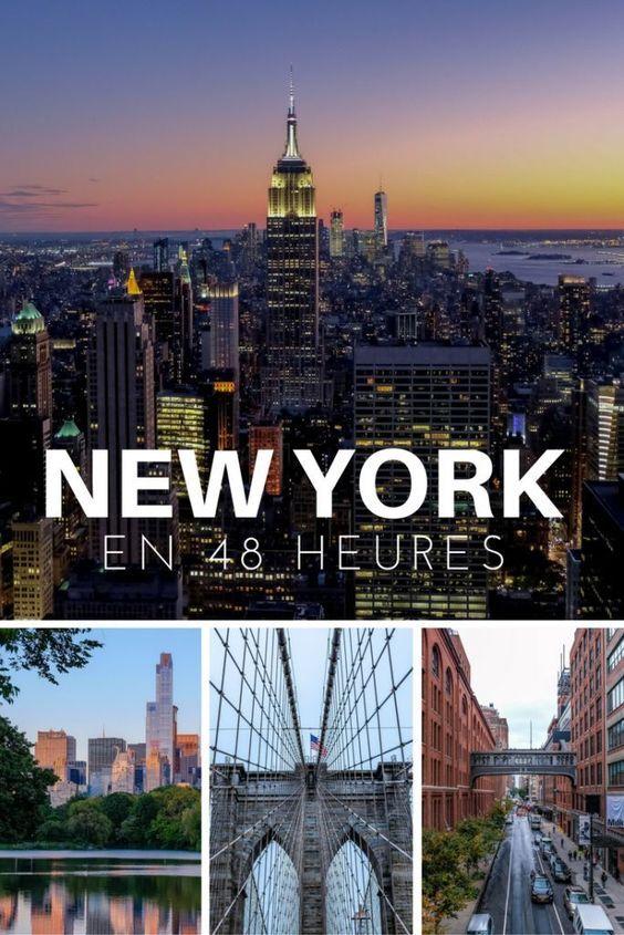 L Heure à New York : heure, Découvrez, Incontournables, Visite, Heures, York!, Voyage, York,